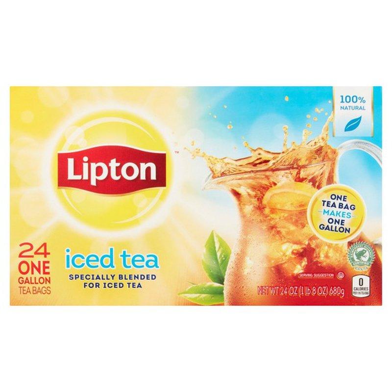 Lipton Autobrew Tea Bags