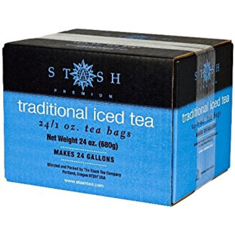 Stash Tea Traditional Iced Tea Bags