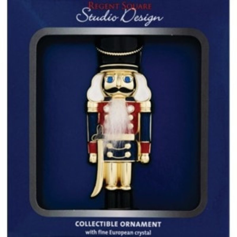 Regent Square Studio Design Collectible Ornament With Fine European Crystal Each Instacart