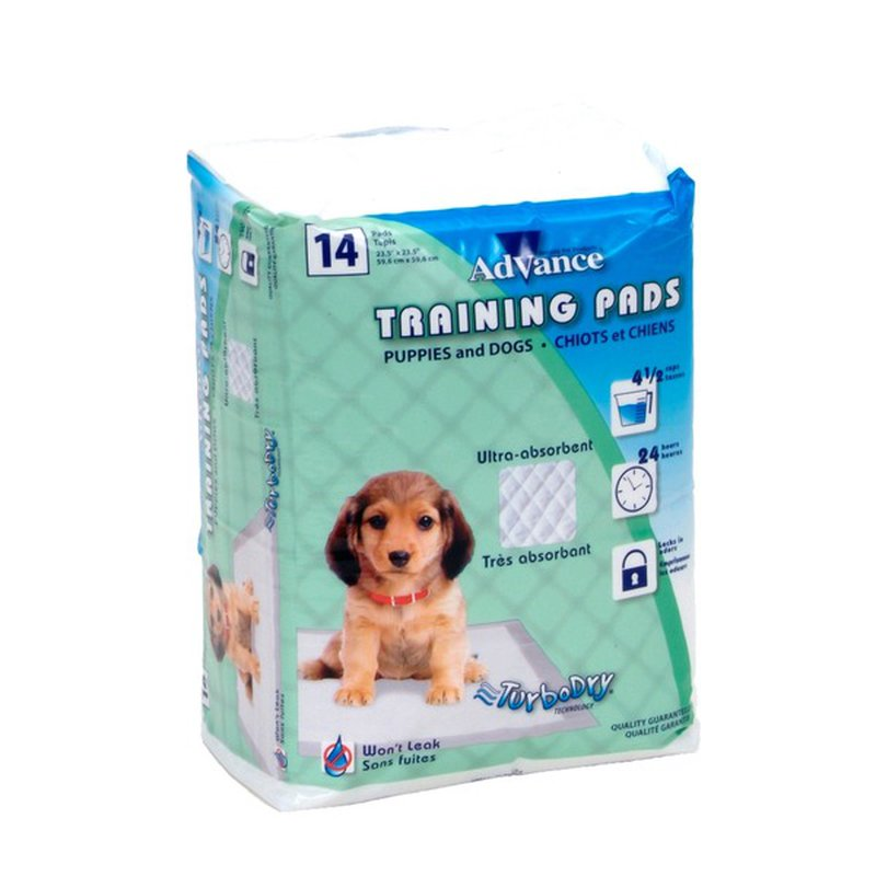 Coastal Advance Dog Training Pads