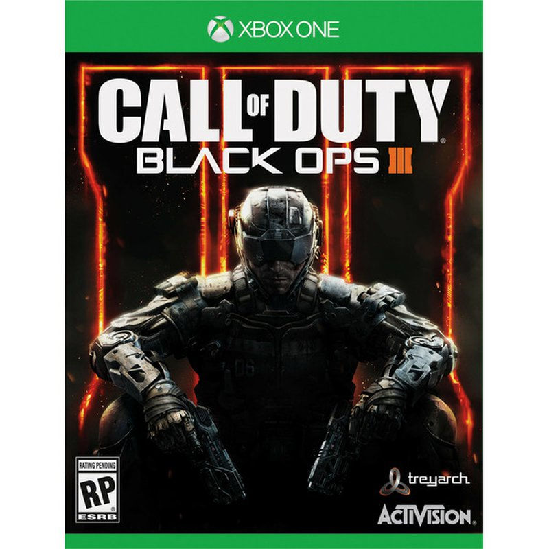 Activision Call Of Duty: Black Ops Iii For Xbox One