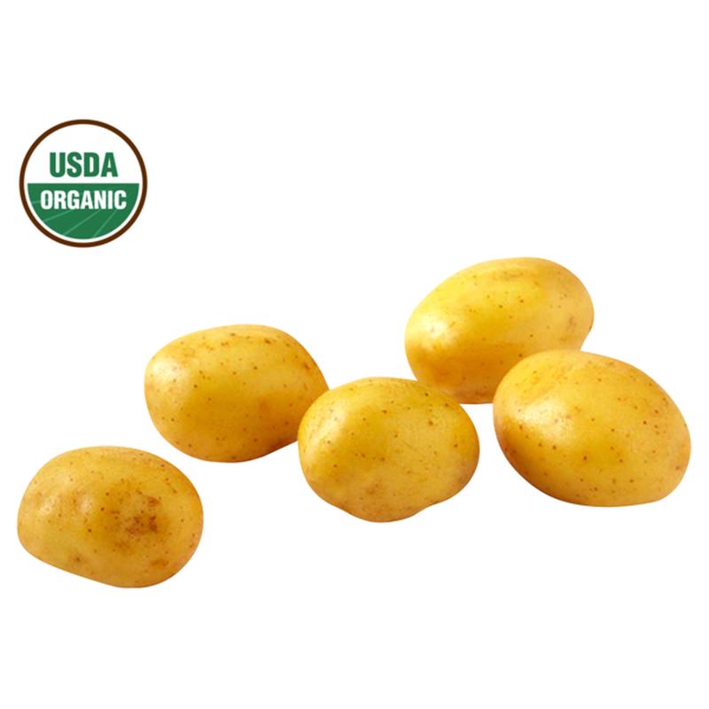 Ladybug Organic Yellow Potatoes