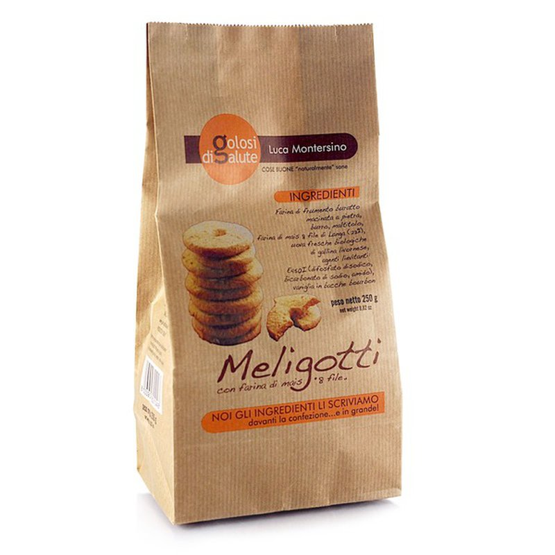 Golosi di Salute Meligotti Cookies