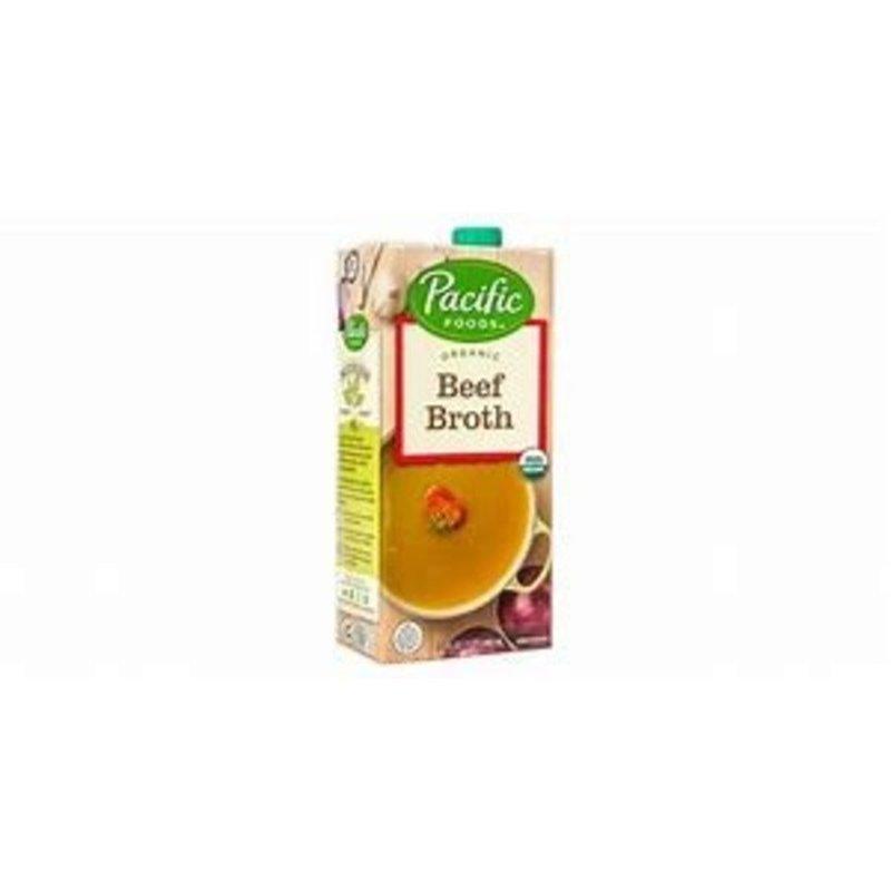 Pacific Foods Organic Beef Broth