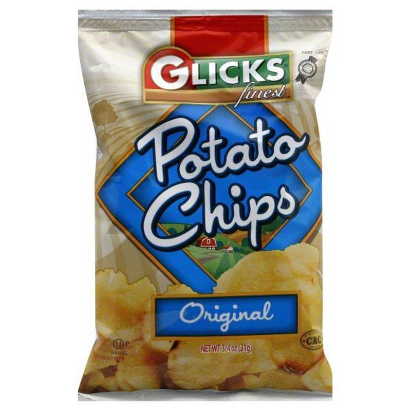 Glicks Original Potato Chip Passover