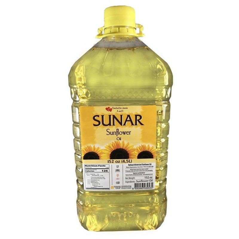Sunar Sunflower Oil