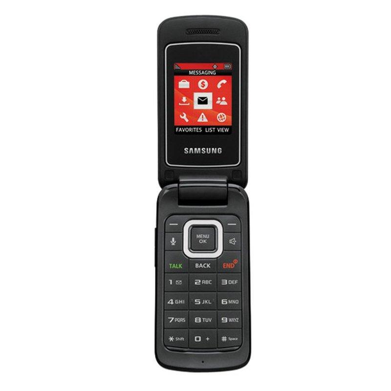 Virgin Mobile Samsung Entro Prepaid Phone