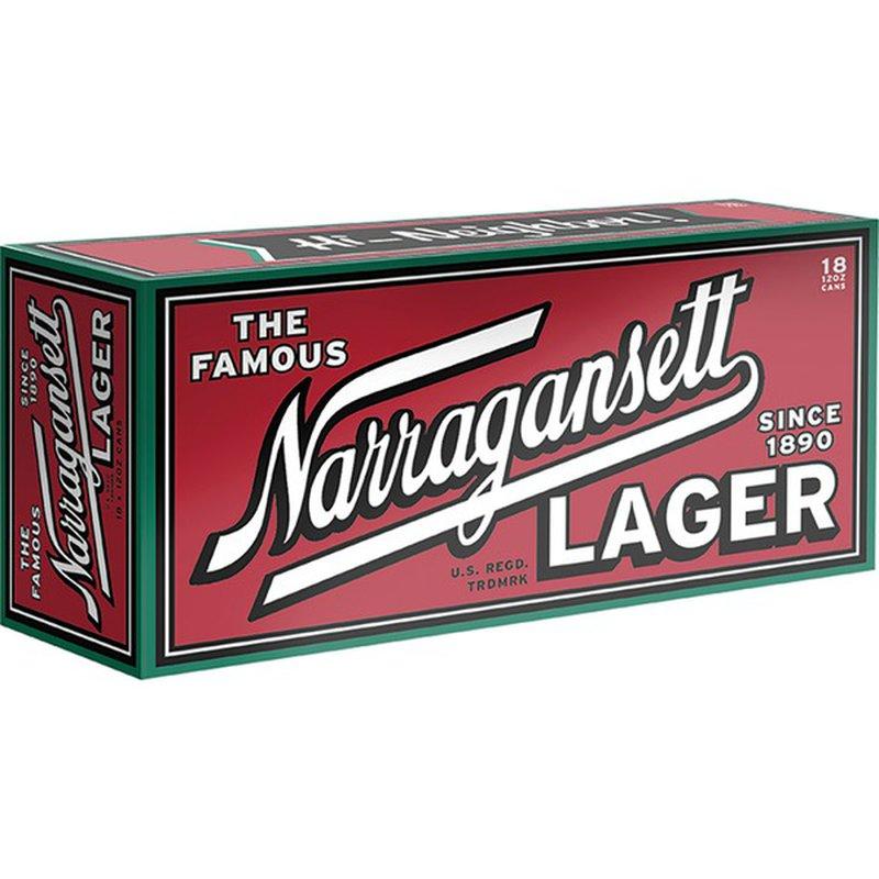 Narragansett Brewing Lager Beer