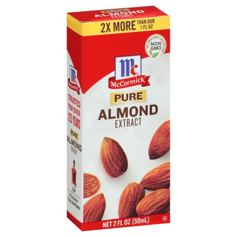 McCormick® Pure Almond Extract