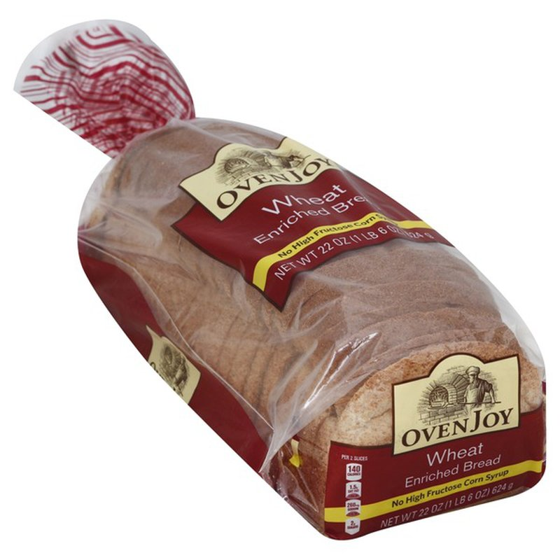 Oven Joy Wheat Enriched Bread