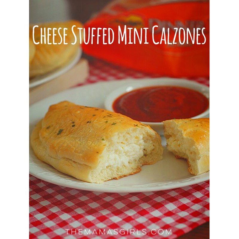 Stew Leonard's Cheese Calzone Mini