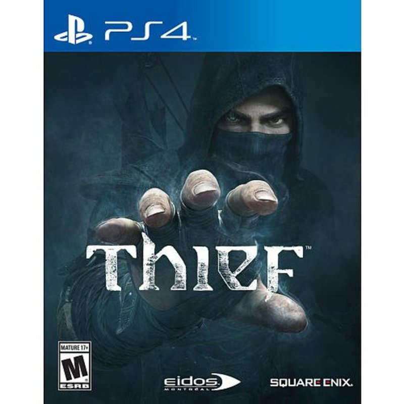 Square Enix Thief For Playstation 4