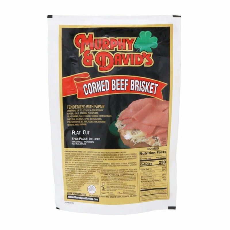 Fresh Corned Beef Brisket