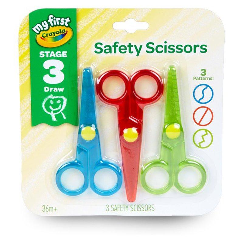 Crayola My First Safety Scissors Set