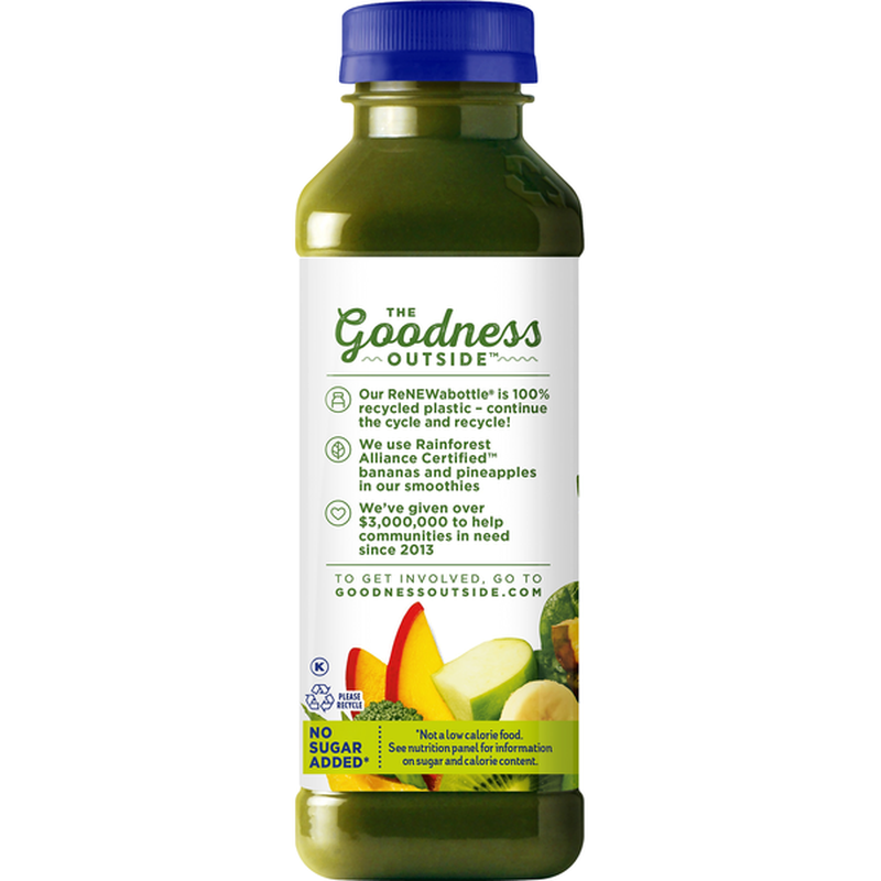 Naked Green Machine Boosted Juice Smoothie. 2ULIFE x Costco