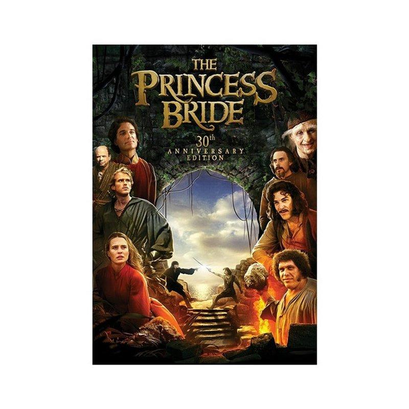 Lionsgate The Princess Bride 30th Anniversary Edition DVD