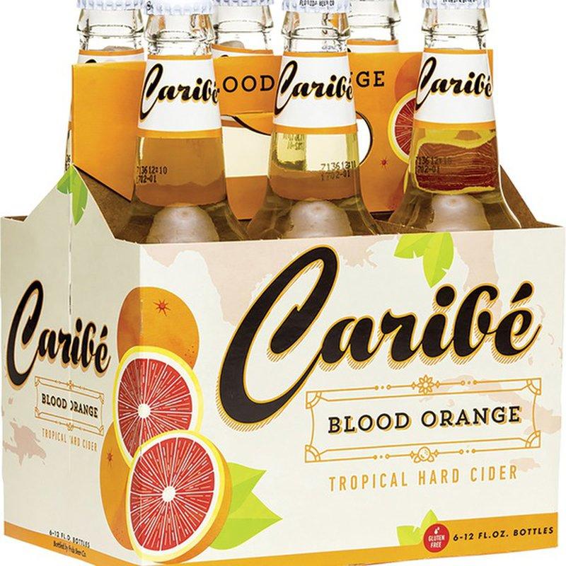 Caribe Tropical Blood Orange Hard Cider