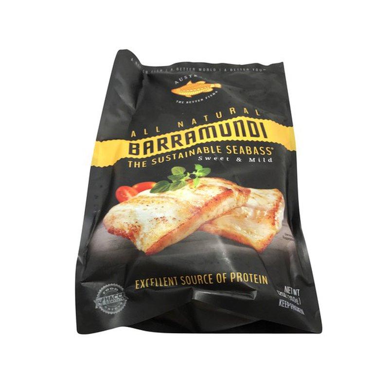 Australis Barramundi, Sweet & Mild
