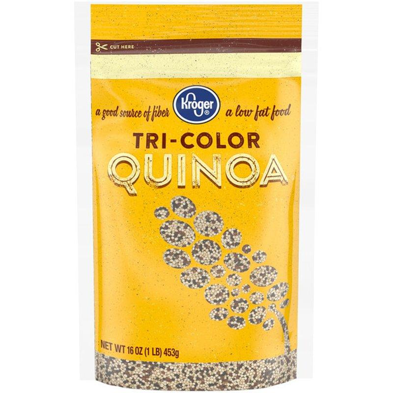 Kroger Tri Color Quinoa