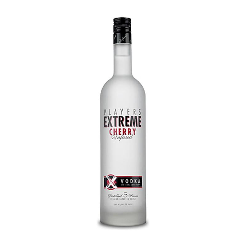 Players Extreme Cherry Vodka