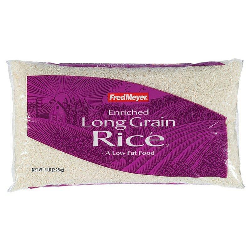 Fred Meyer Long Grain Rice