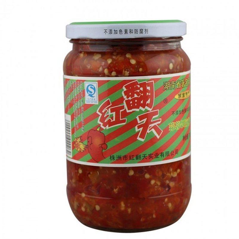 Hong Fang Tian Hot Chilli Sauce