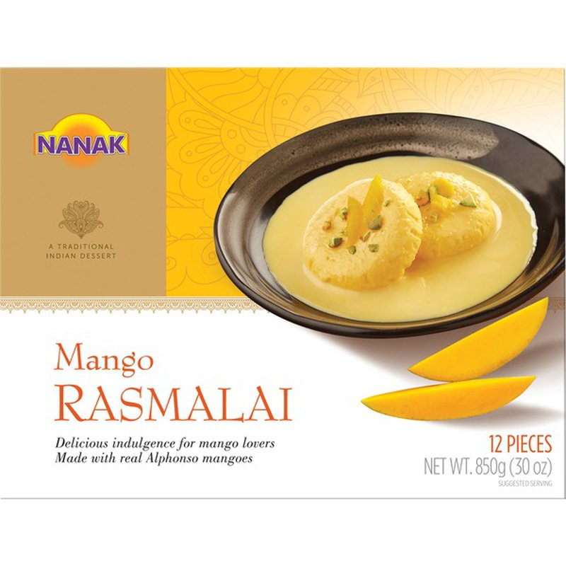 Nanak's Mango Rasmali