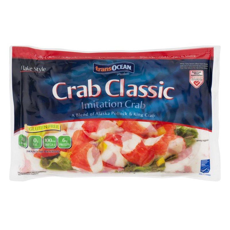 View Is Imitation Crab Gluten Free  Background