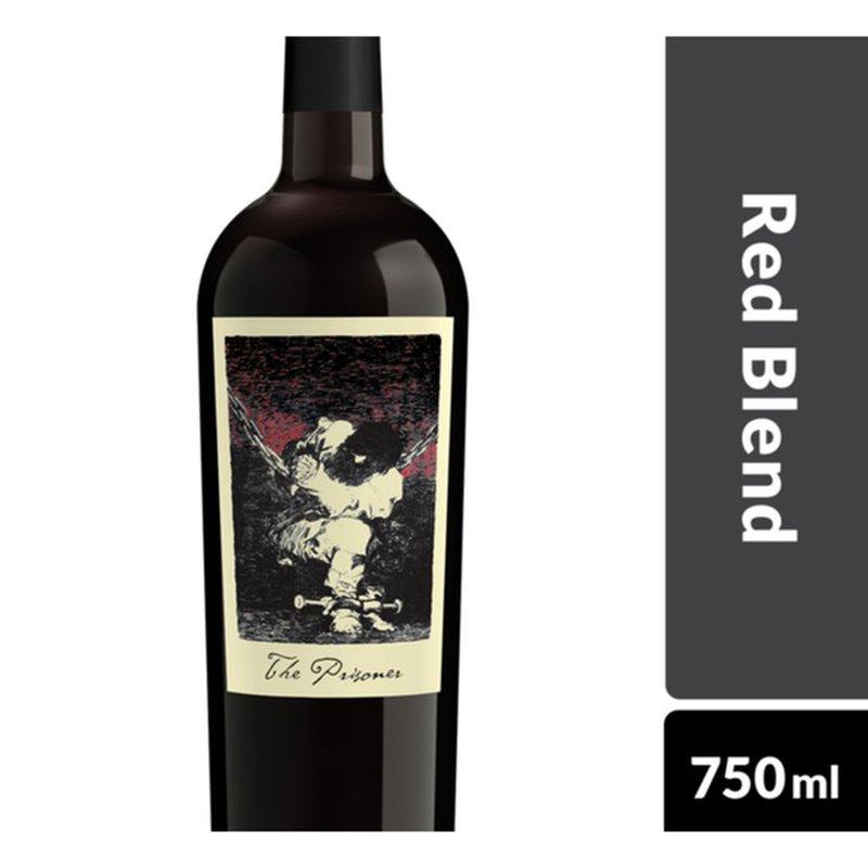 The Prisoner Napa Valley Red Blend Red Wine