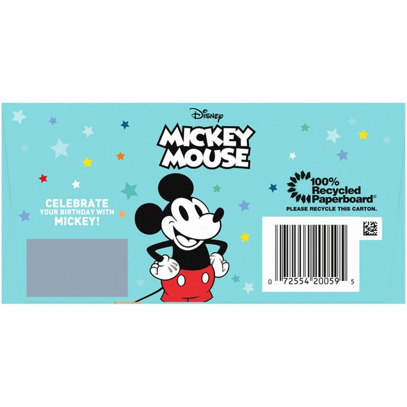 Disney Mickey Vanilla Light Ice Cream Bars