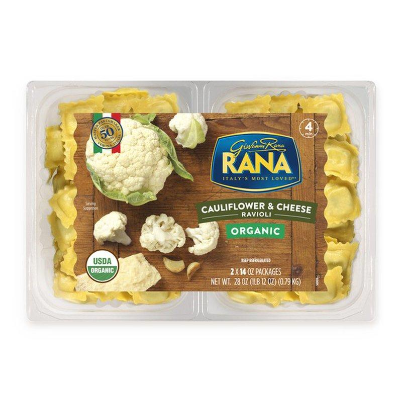 Giovanni Rana Organic Cauliflower Ravioli