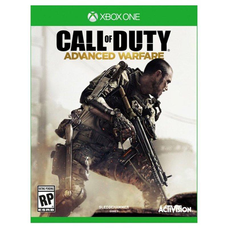 Activision Xbox One Call Of Duty Advanced Warfare