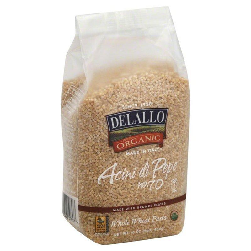 DeLallo Whole Wheat Pasta
