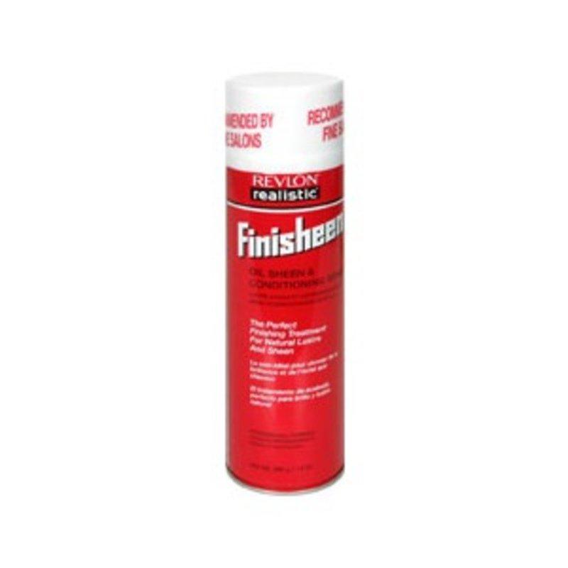 Revlon Realistic Finisheen Oil Sheen & Conditioning Spray