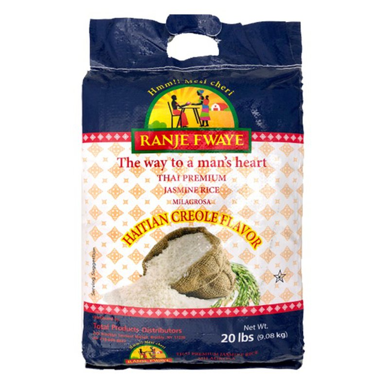 Ranje Fwaye Jasmine Thai Premium Rice