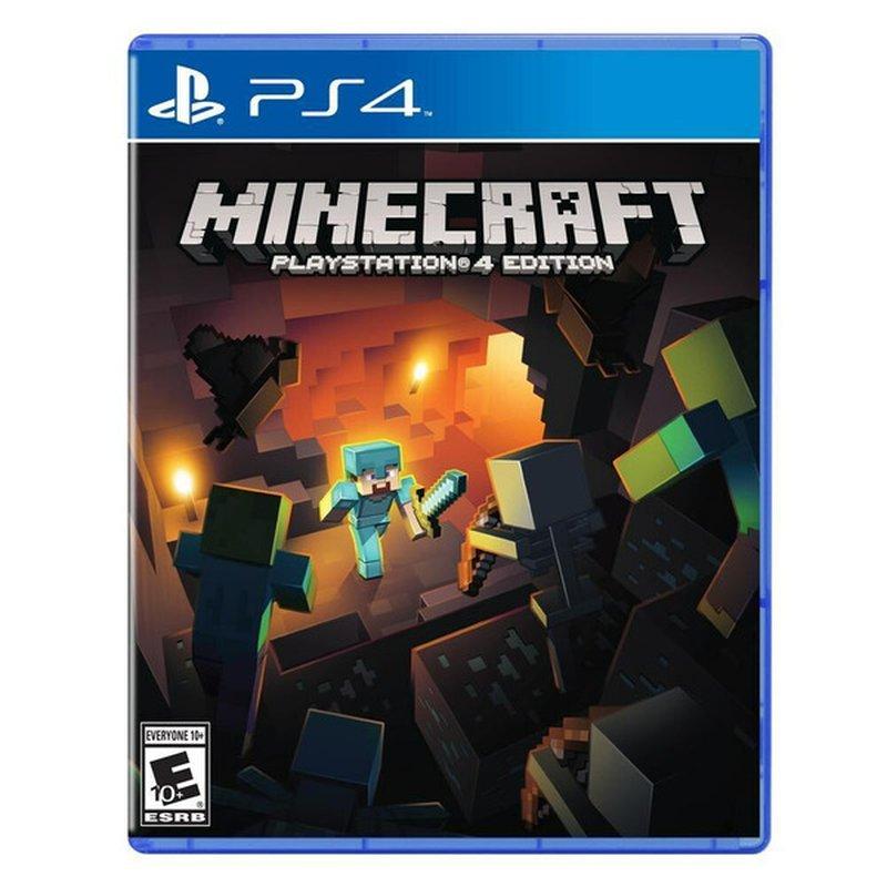 Sony Minecraft PlayStation 4 Edition