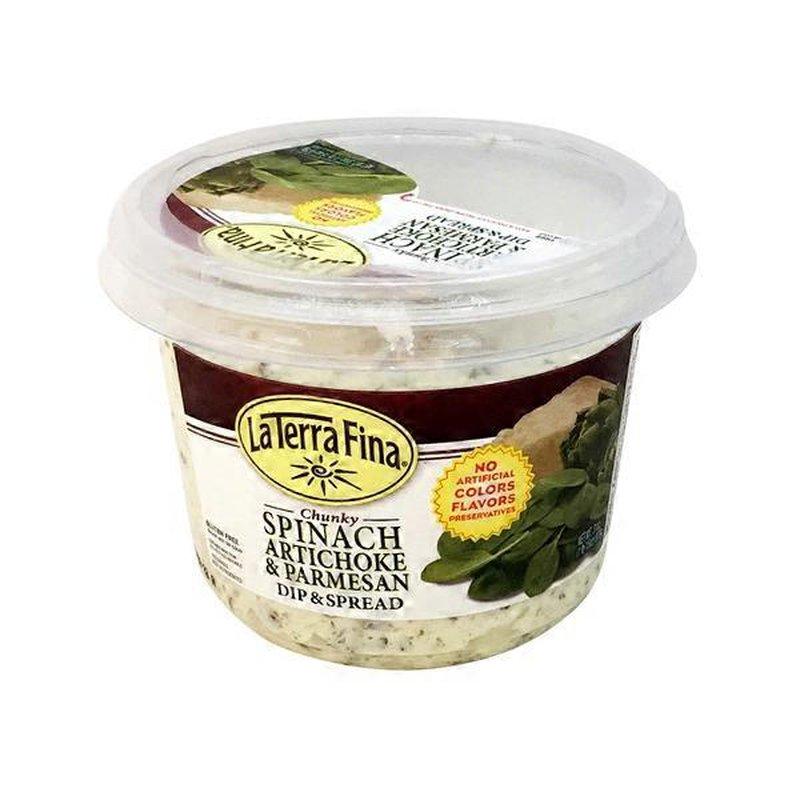 La Terra Fina Spinach Artichoke Dip 31 Oz Instacart