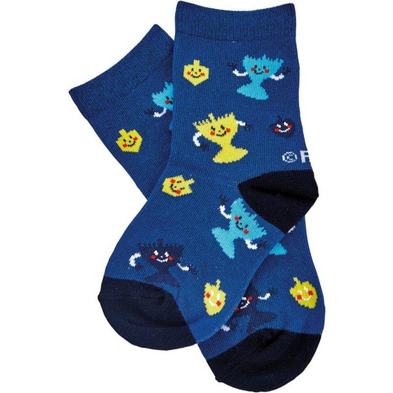 Chanukah Kid's Crew Socks