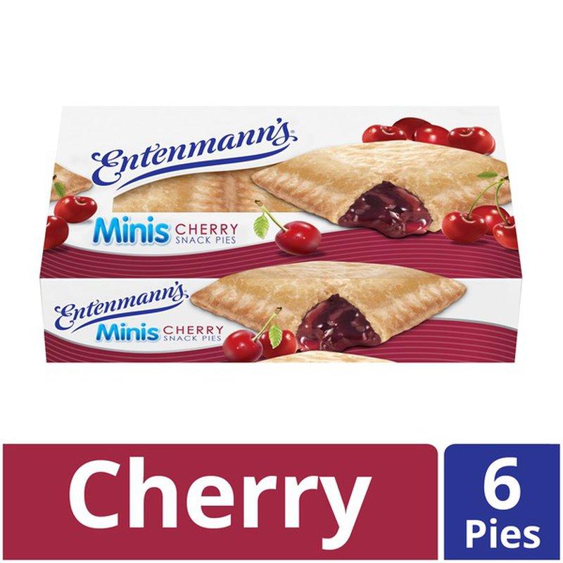 Entenmann's Entenmann's Minis Cherry Snack Pies