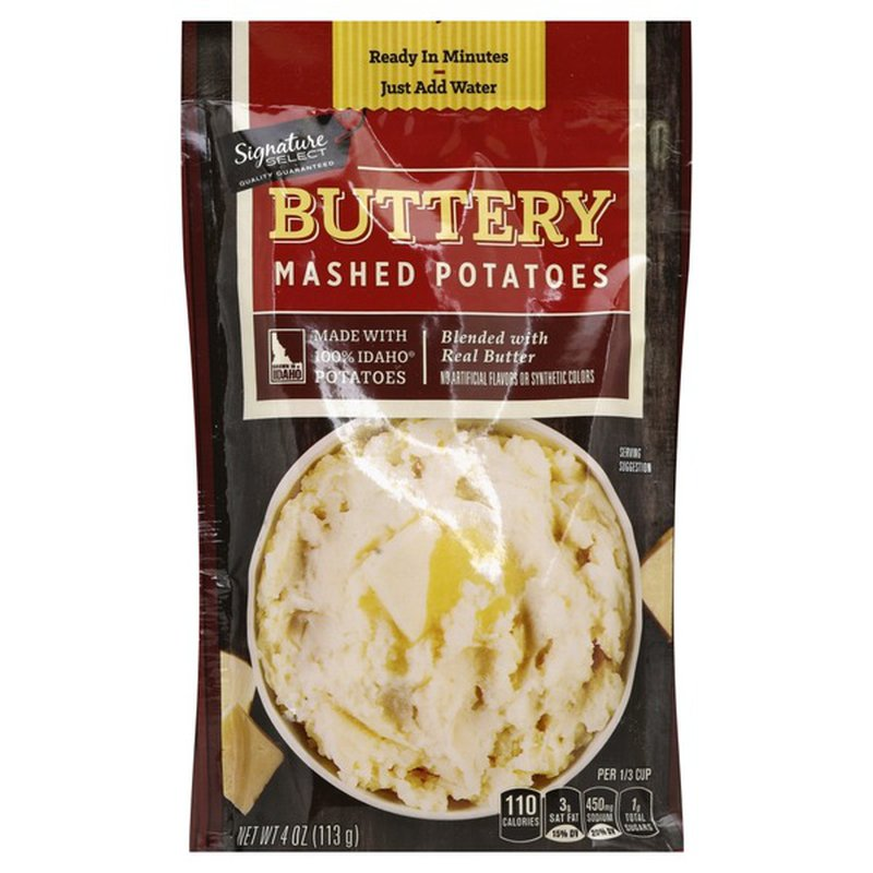 Signature Select Buttery Mashed Potatoes