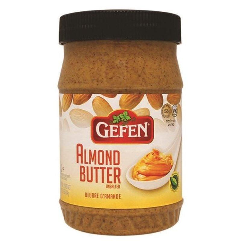Gefen Creamy Almond Butter