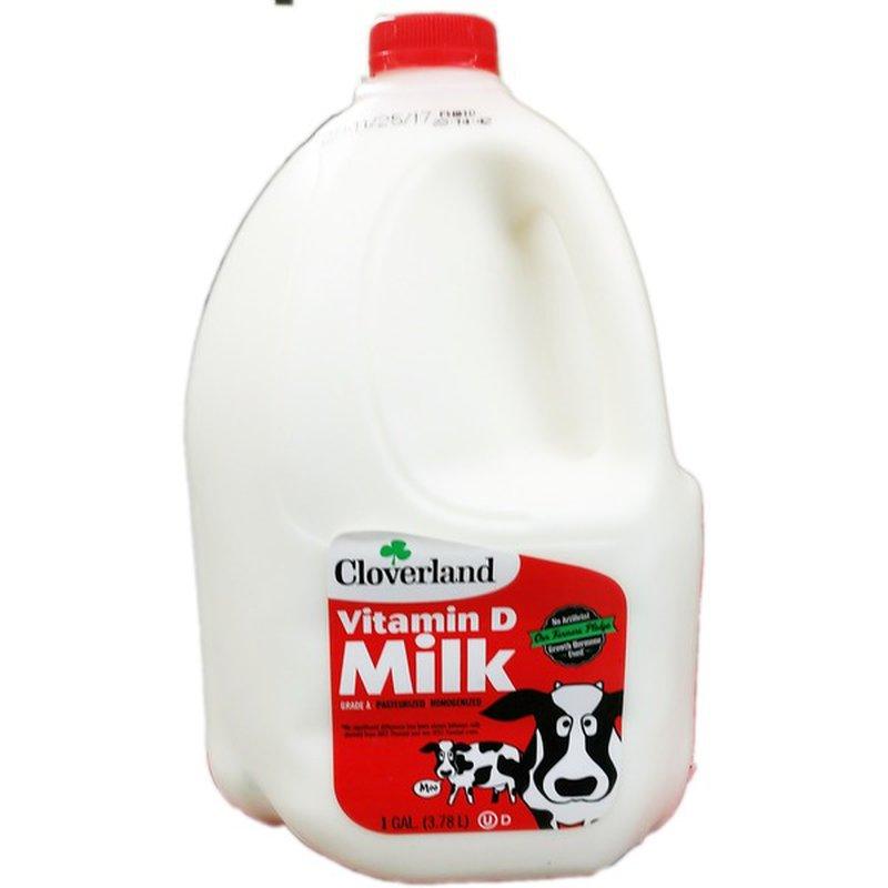 Cloverland Farms Dairy Vitamin D Milk