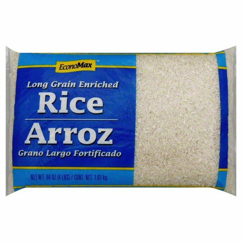 Economax Long Grain Rice