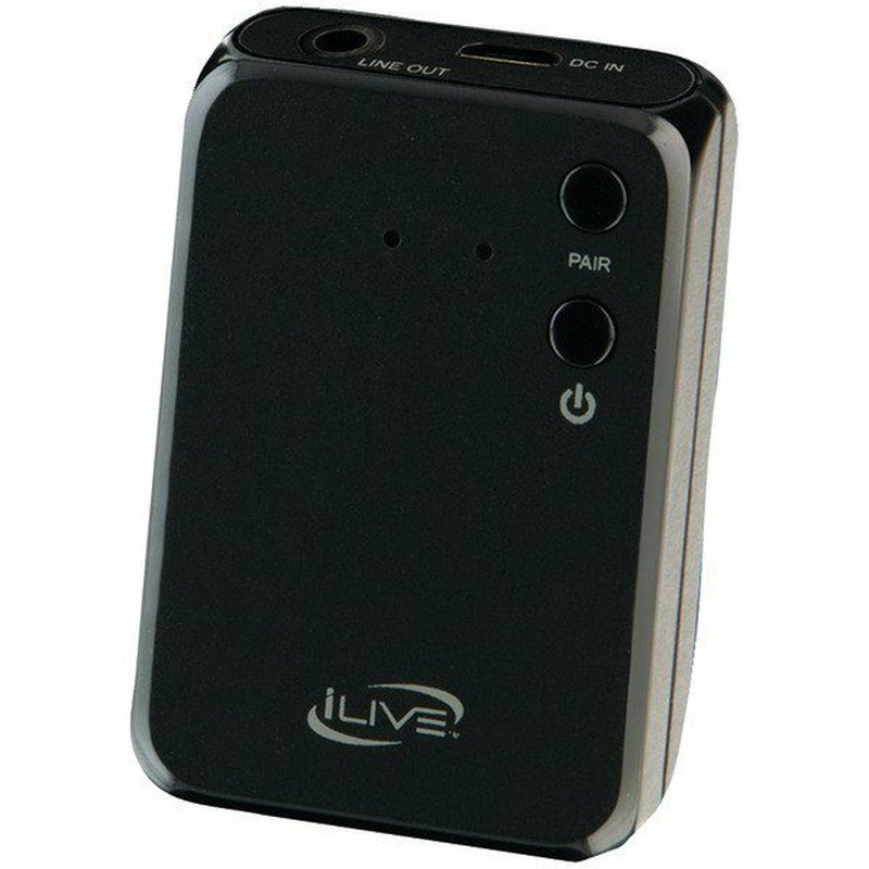 I Live Wireless Bluetooth Receiver & Adapter