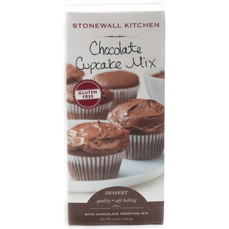 Stonewall Kitchen Chocolate Cupcake Mix