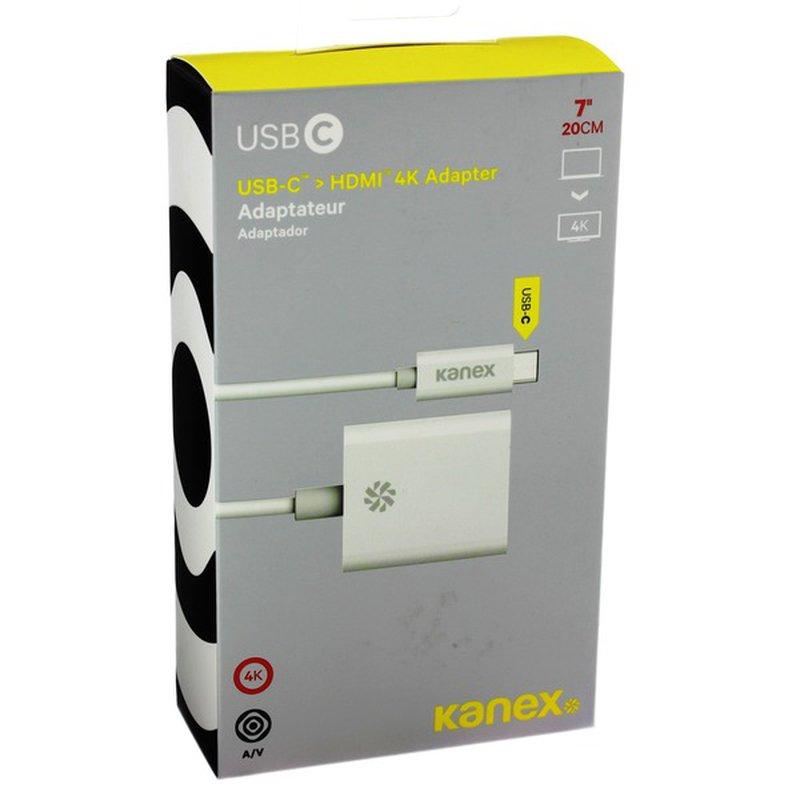 Kanex USB-C To HDMI 4K Adapter
