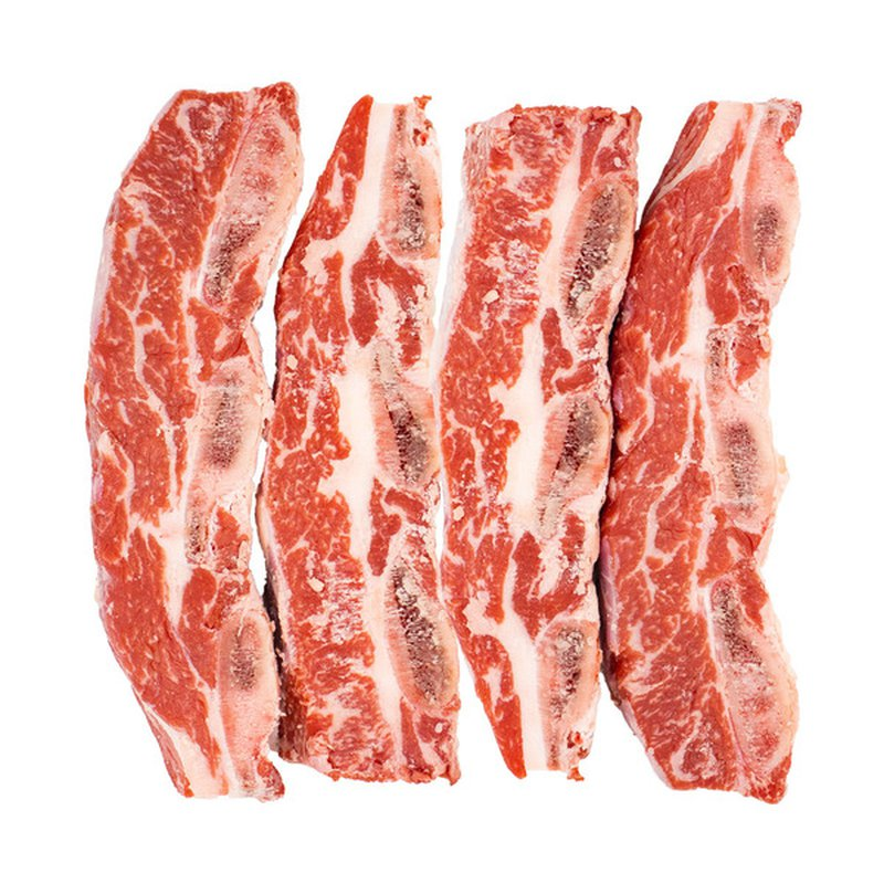 Pusateri's Flanken Style Beef Short Ribs