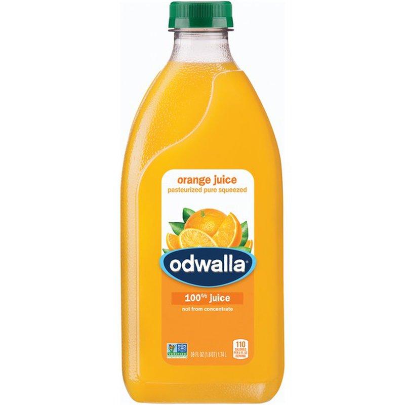 Odwalla 100 % Orange Juice (59 oz) - Instacart