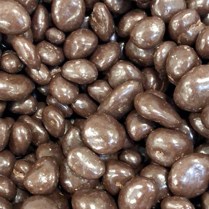 Organic Dark Chocolate Cranberries, Package