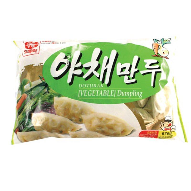 DTR Doturak Vegetable Dumpling